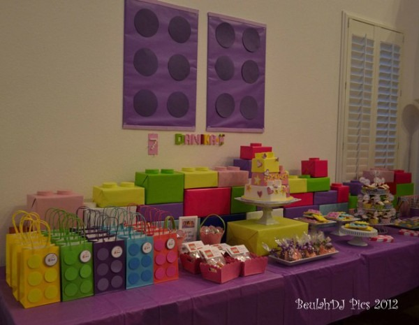 Lego Friends Inspire Girls Globally  Lego Friends Birthday Party Ideas