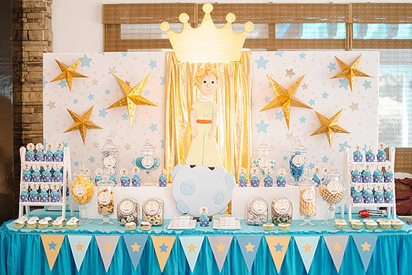 Little Prince Inspired Party