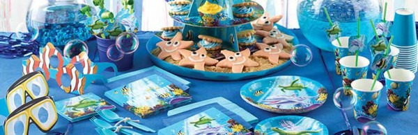 Ocean Party Supplies For Kids Birthday Party Themes At Mtrade