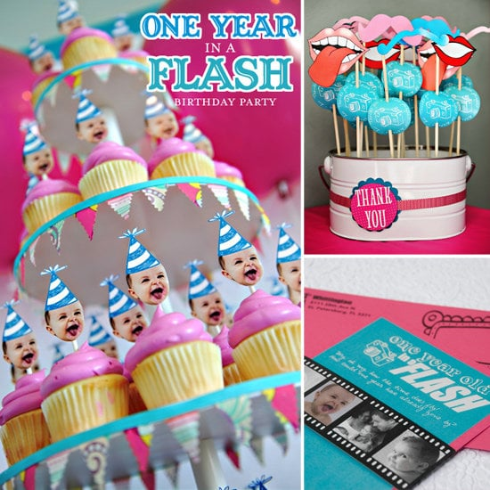 Creative First Birthday Party Ideas
