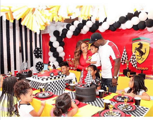 Photos] 50 Cent Throws Ferrari Themed Birthday Party For Son
