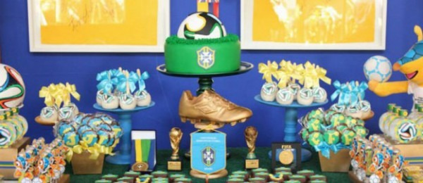 Kara's Party Ideas World Cup Birthday Party Archives