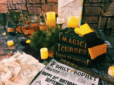 How To Throw The Ultimate Harry Potter Party