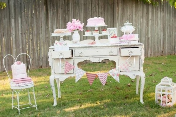 Vintage Garden Party Decoration Ideas Home Inspirations