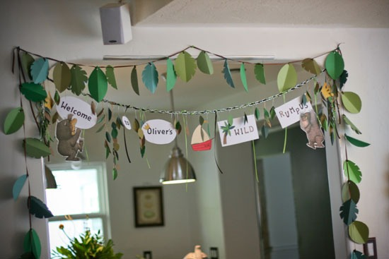 Where The Wild Things Are  Themed Birthday Party!