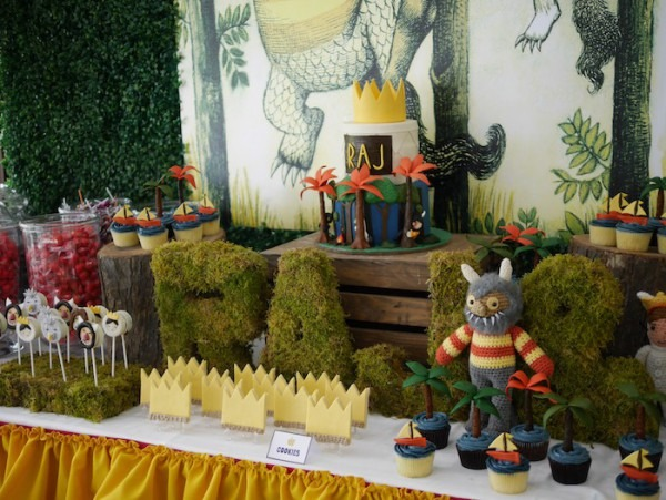 Kara's Party Ideas Where The Wild Things Are Birthday Party