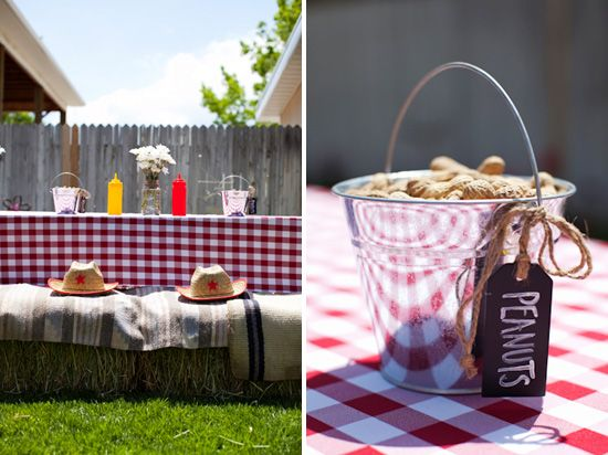 Country Themed 1st Birthday Party