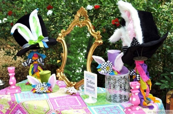 10 Best Mad Hatters Tea Party Ideas