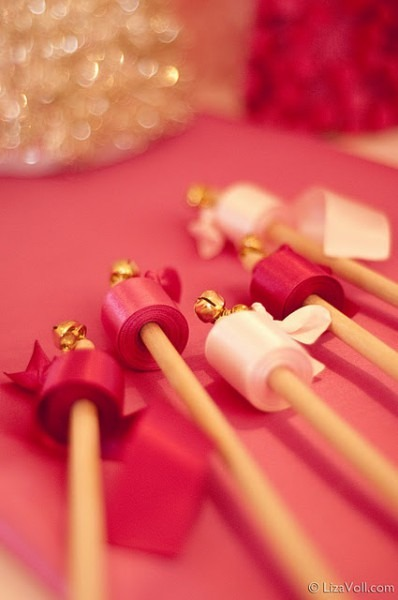 Little Girl Party Favor Idea