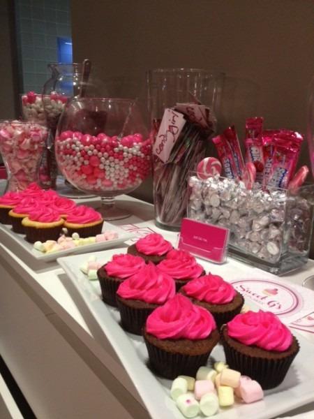 Signature Blo Cupcakes For Blo Salon Grand Opening