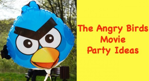 The Angry Birds Movie Party Ideas