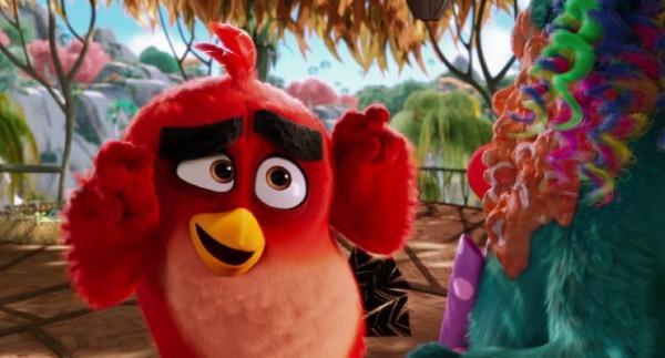 The Angry Birds Movie Blu