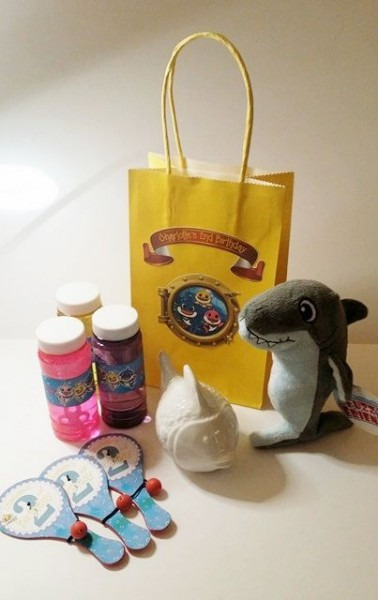 Baby Shark Party  Goodie Bag And Party Favors