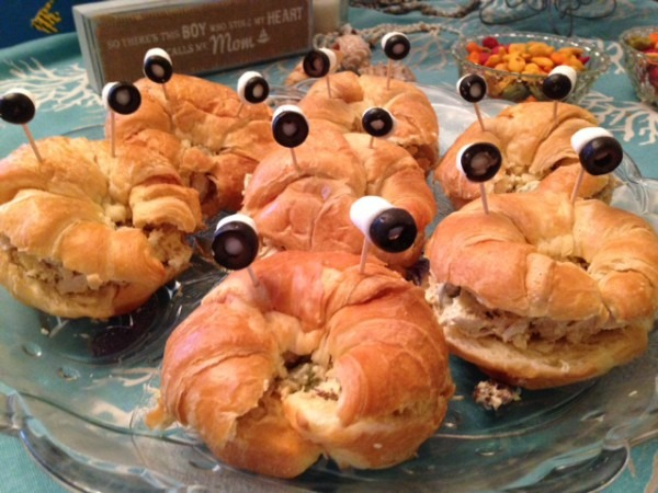 Mealtime Mama  Great Food Ideas For A  Nautical  Baby Shower Or
