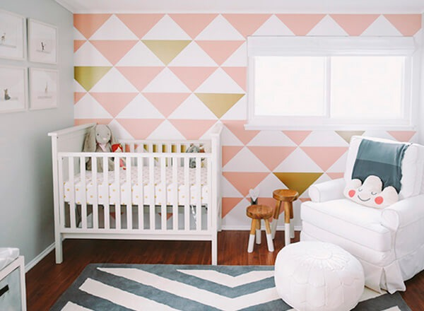 100 Adorable Baby Girl Room Ideas