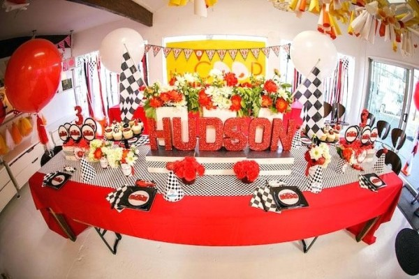 Planning Cars Party Decorations Ideas Pictures Of Photo Albums