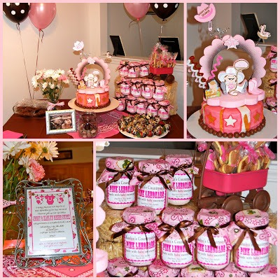 Tini  Cowgirl Country Style Birthday Parties And Baby Showers