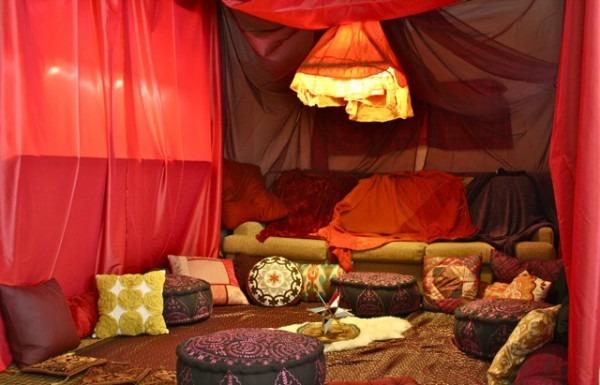 Ideas For A Cozy Bridal Shower Or Bachelorette Party