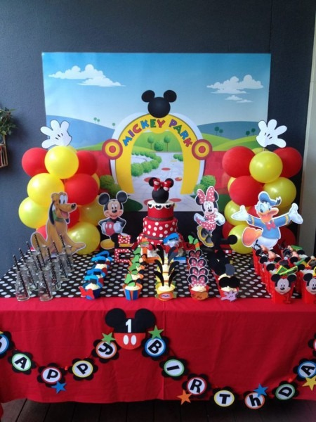 41 Best Fiesta De Casa De Mickey Images On Party Ideas Blog