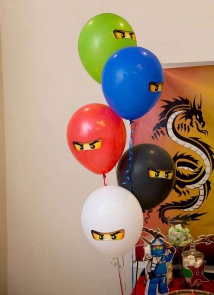 12 Awesome Lego Ninjago Party Ideas