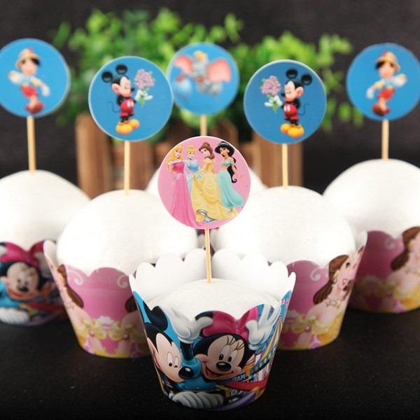 Aliexpress Com   Buy Disney Family 24pcs Mickey Princess Dumbo