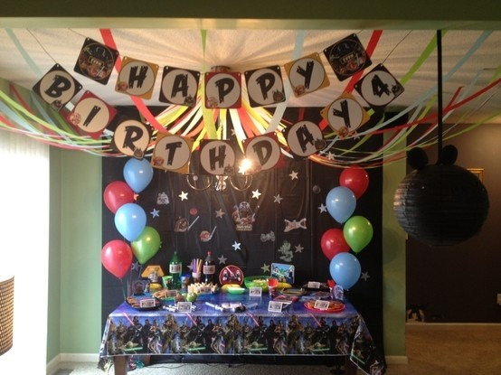 Angry Birds Star Wars Party