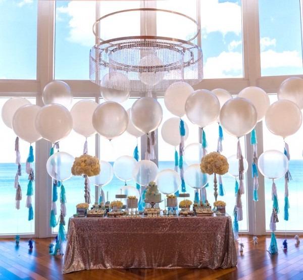 Kara's Party Ideas Elegant Brit Milah Baby Naming Ceremony