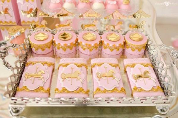 Kara's Party Ideas Enchanted Carousel Birthday Party