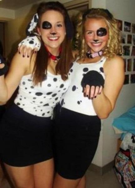 Diy Dalmatian Costume …