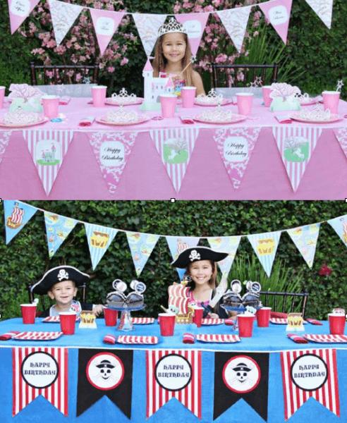 Kara's Party Ideas Theme Birthday Party Kit Party In A Box