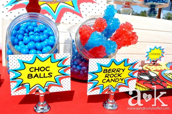 First Class Spiderman Candy Bar Ideas Lyrell S Themed 3rd Birthday