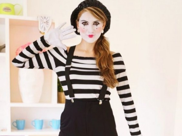 45 Funny And Scary Diy Halloween Costumes Ideas