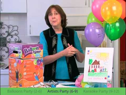 Birthday Party Ideas For Kids Age 2