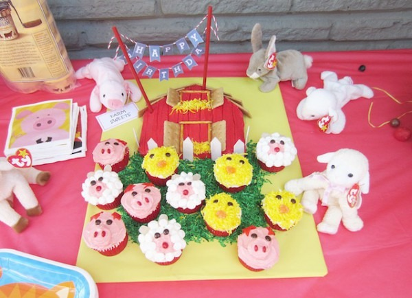 Fawn Over Baby  Kai's  Old Mcdonald  Themed First Birthday!