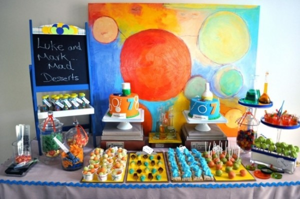 Birthday Party Ideas For Twins