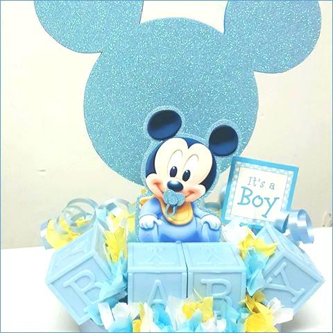 Mickey Baby Shower Fantastic Mickey Mouse Shower Decoration