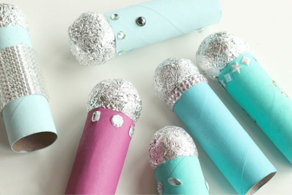 8 Cool Disco Party Craft Ideas