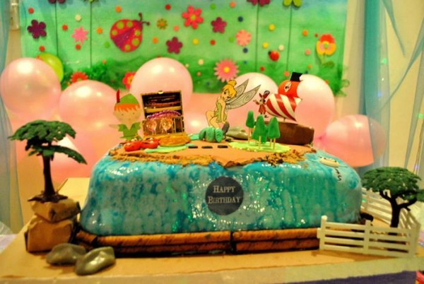 Kara's Party Ideas Neverland Pirate Fairy Party Planning Ideas