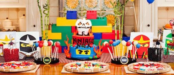 Kara's Party Ideas Ninjago Themed Birthday Party {planning, Ideas