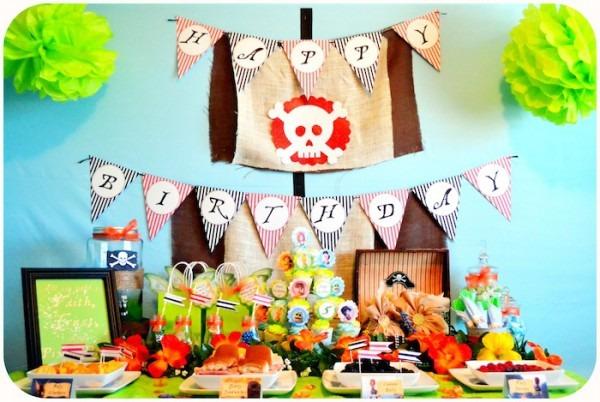 Kara's Party Ideas Pirate Fairy Themed Birthday Party