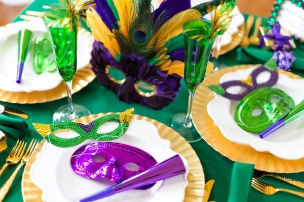 9 Mardi Gras Party Ideas & Recipes