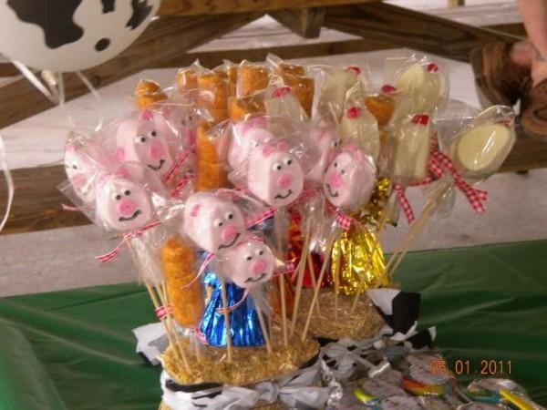 Old Macdonald Had A Farm Birthday Party Ideas