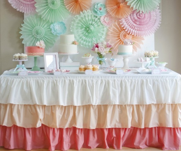 Kara's Party Ideas Mother Daughter Spa Themed Birthday Party