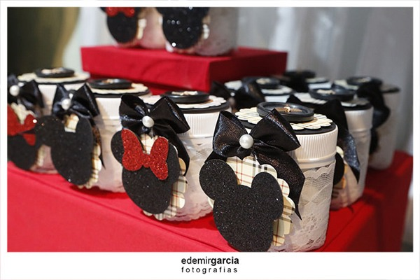Kara's Party Ideas Vintage Mickey And Minnie Mouse Party Planning