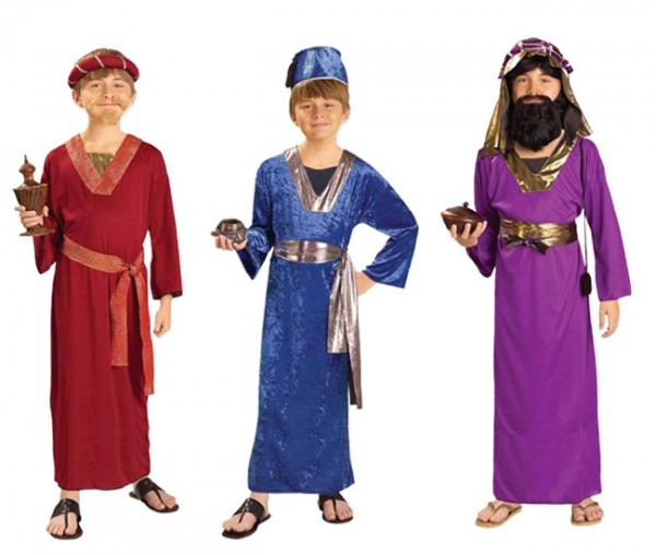 Wise Man Costume » Christmas Nativity Costumes