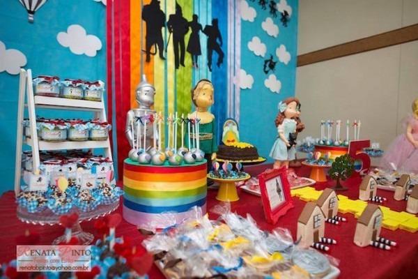 Kara's Party Ideas Dorothy And Wizard Of Oz Birthday Party