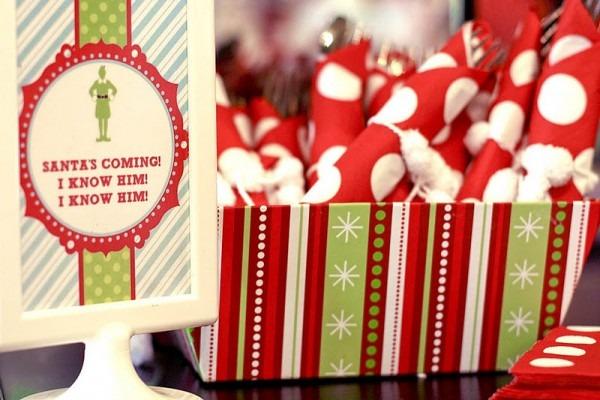 Kara's Party Ideas Buddy The Elf Christmas Party!