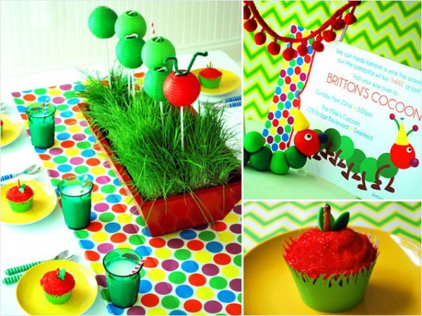 12+ Unique Baby Shower Themes