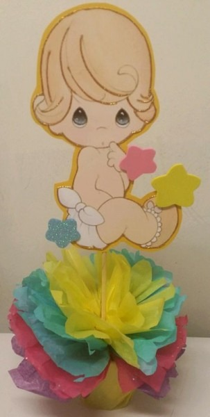 Baby Shower Theme Centerpieces