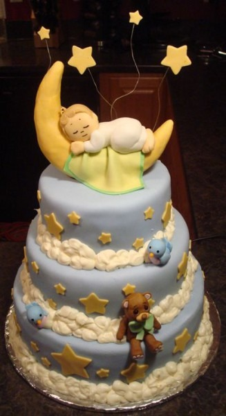 Cakes With Moons